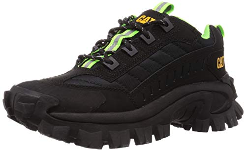 Cat Footwear Intruder, Zapatillas Unisex Adulto, Negro, 41 EU