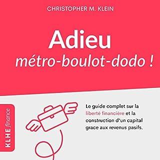 Couverture de Adieu métro - boulot - dodo !