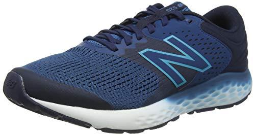 New Balance 520v7, Zapatillas para Correr de Carretera Hombre, Azul, 42 EU