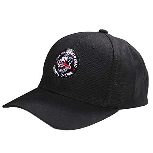 Deacon St.John Hat Game Cosplay Baseball Cap Costume Accessory Black Cotton Hat