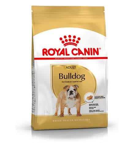 Maltbys' Stores 1904 Limited 12kg Royal Canin BULLDOG ADULT Breed Health Nutrition Dog food