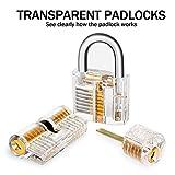 Immagine 1 luxebell lock picks 24 pezzi