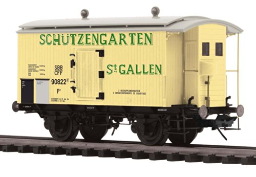 Mth Electric Trains 122909420 – Privé bière Chariot Sagittaire Jardin