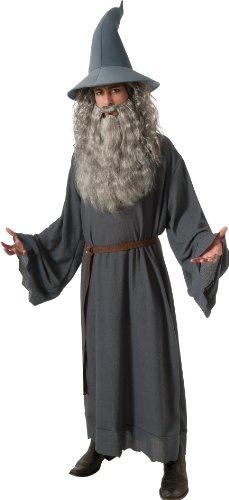 Rubie's Kostüm Der Hobbit Gandalf Kostüm - grau - Standard