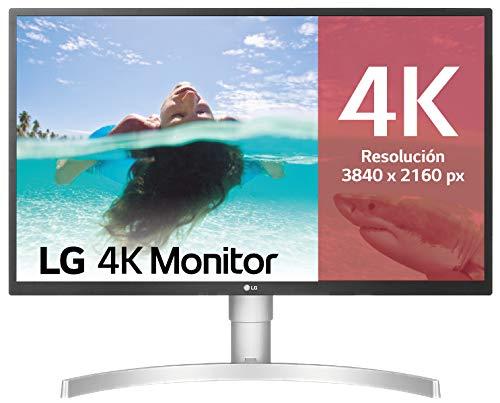 LG 27UL550-W - Monitor 4K UHD de 68,6 cm (27