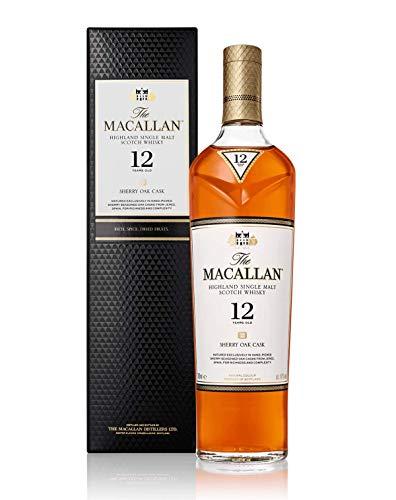 Macallan Highland Single Malt Scotch Whiskey
