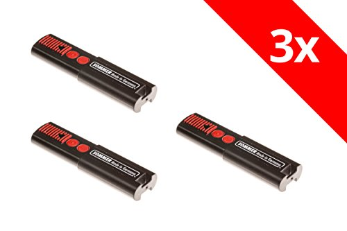 3 x Sommer Handsender Mini 2-Befehl 4026 4026V000 TX03-868-2 Funksender Garagentor Fernbedienung 868,8 Mhz Aperto