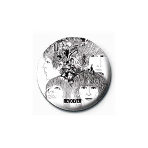 Beatles - Badges Revolver (in 2,5 cm)