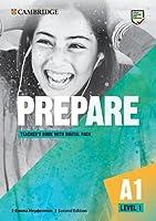 Prepare Level 1 Teacher's Book with Digital Pack (Cambridge English Prepare!)
