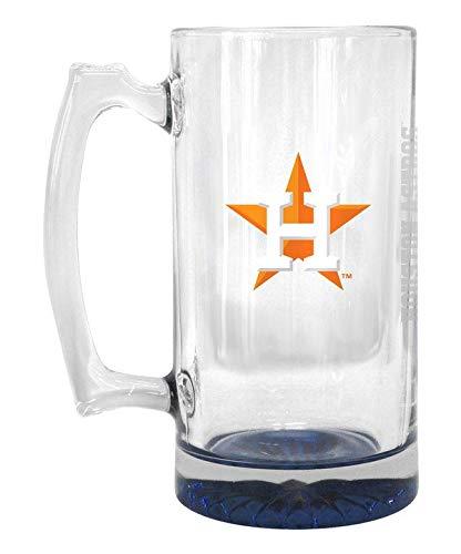 Houston Astros 25-Ounce Glass Tankard