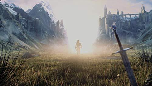 Poster di videogiochi, motivo: Terra di mezzo, ombra di guerra, il Signore degli anelli, 30,5 x 45,7 cm, multicolore