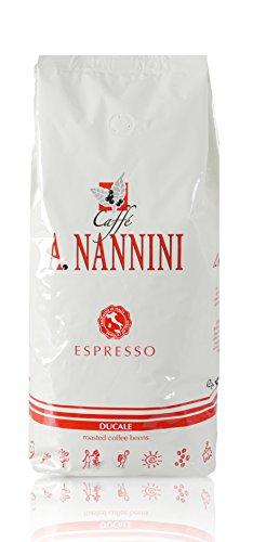 Caffè A. Nannini Ducale, Bohne, 1er Pack (1 x 1 kg)