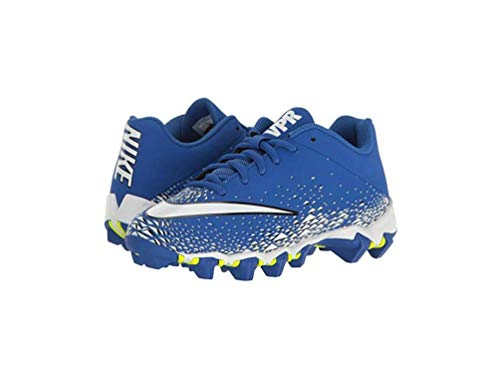 Nike Mens Vapor Shark 2 Football Cleat Black/Anthracite/Metallic Silver Size 11 M US