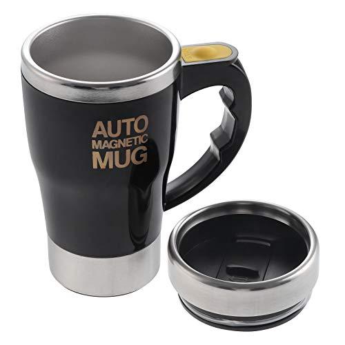 TsunNee Taza de café eléctrica de 320 ml, de...