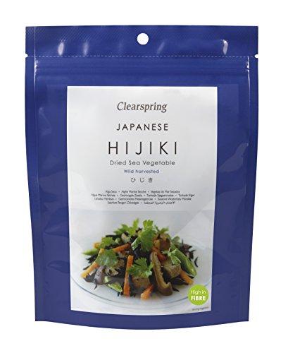 Clearspring - Sea Vegetables - Wild Hijiki - 50g