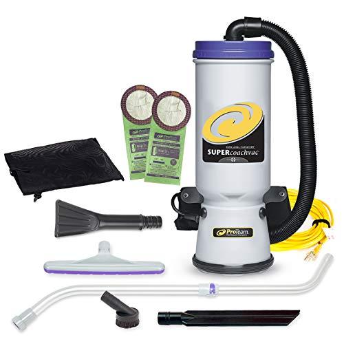 ProTeam Backpack Vacuums, Super CoachVac...