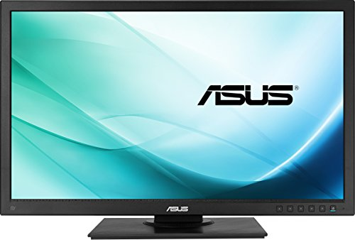 Asus BE239QLB 58,4 cm (23 Zoll) Business Monitor (Full HD, VGA, DVI, DisplayPort, 5ms Reaktionszeit) schwarz