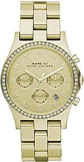 ساعة كاجوال بعرض انالوج من مارك باي مارك جايكوبز للنساء MBM3105