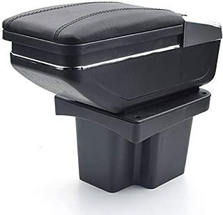 for KIA Cerato/Forte/k3 2009-2016 Car Armrest Accessories Centre Console Storage Box Arm Rest Black