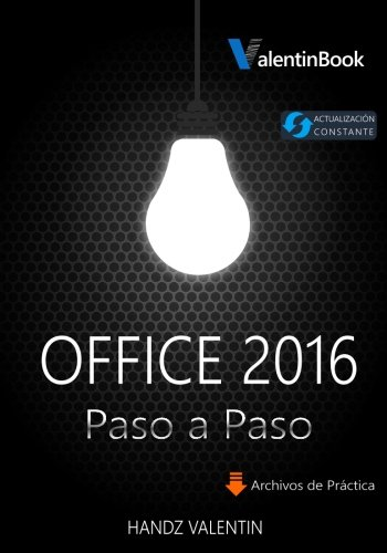 Office 2016 Paso a Paso (Spanish Edition)