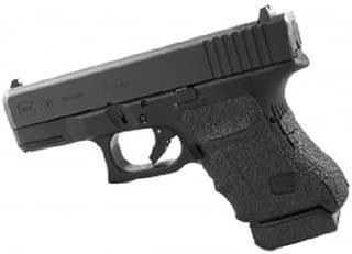 TALON Grips for Glock 29, 30, 36 (Gen4 No Backstrap) Black Granulate - 122G W/Free Sticker - Johnson Enterprises, LLC