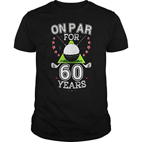 Helen vi Divertida Camiseta de Golfista de 60 años a la par por 60 años de Golf 6XL