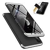 Samsung Galaxy A9 2018 Case Lanpangzi TPU Silicone 3 in 1