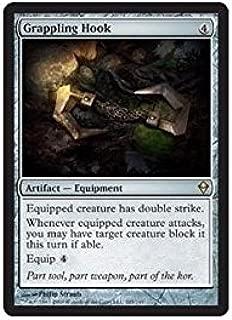 Magic: the Gathering - Grappling Hook (203) - Zendikar