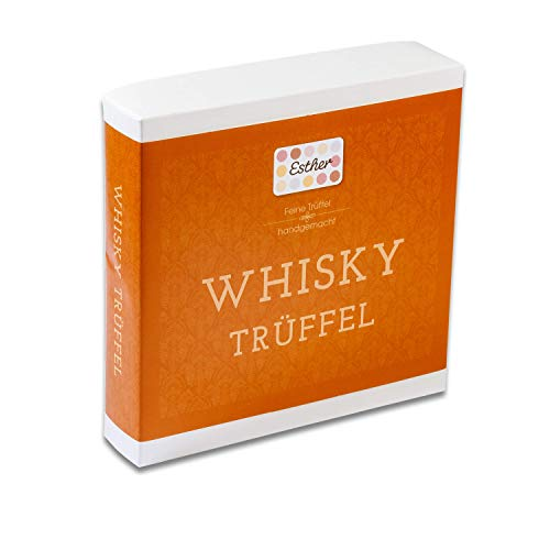 Esther Confiserie - Whisky Trüffel 9er Packung 100g
