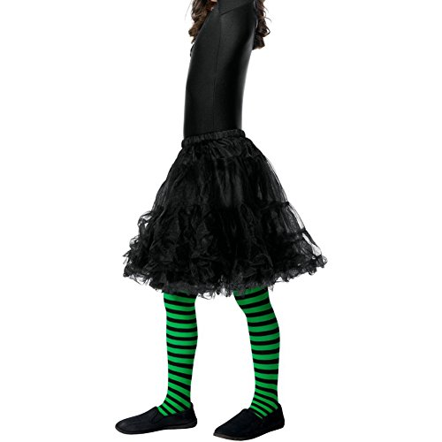 Mädchen Hexen Strumpfhose