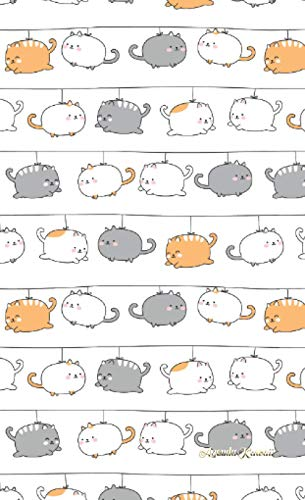 Agenda Kawaii: Ciccio Gatti Appesi - Valida per tutti gli anni