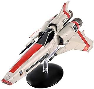 Battlestar Galactica Ships Viper MK II with Collector Magazi