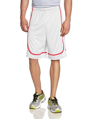 K1X Hardwood League Uniform Shorts, Black/White, XXS