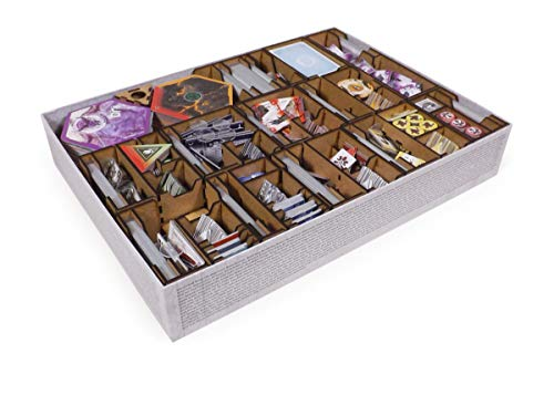 The Game Doctors Brettspiel Organizer kompatibel mit Tsukuyumi - Full Moon Down