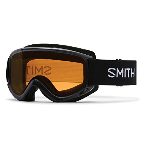 Smith Cascade Classic M00639ZW9998L Masque de ski Noir