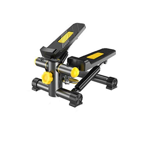 Aocean Stepper,Multi-Functional Fitness Equipment Mini-Hydraulic Silent Mountaineering Pedals for Household Use Free Installation of Twisted Waist Machine Portable Stepper Size 23 * 40 * 43cm (Colo