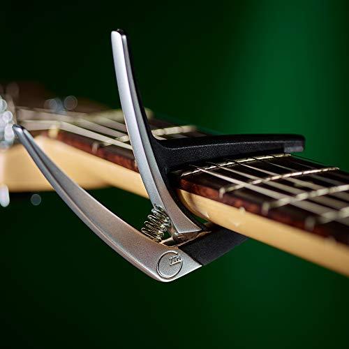 【正規輸入品】G7THNASHVILLECAPO6弦フォーク用SILVER(シルバー)カポタストNASHVILLE