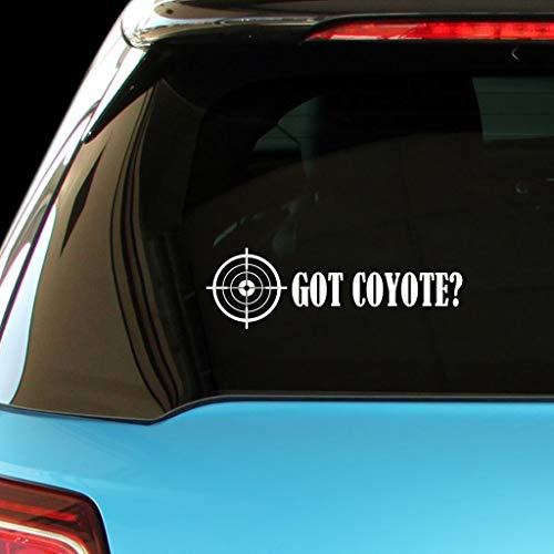 PressFans - GOT Coyote Hunters Hunting Car Laptop Wall Sticker