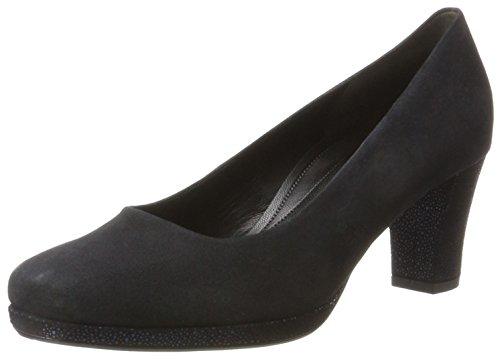Gabor Shoes Damen Comfort Fashion Pumps, Blau (36 Pazifik (Ocean), 40 EU