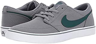 Nike Men's SB Portmore II Solar CNVS Grey Skateboarding Shoes-3.5 UK/India(36 EU) (880268-031)