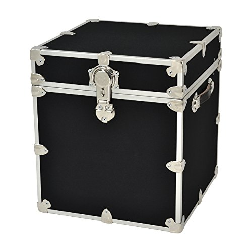 Rhino Trunk and Case Armor Trunk, Cube, Black