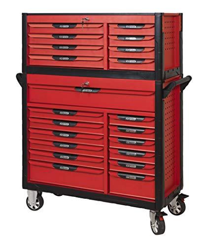 KS Tools 809.0021carro 13cajones/maletero 8cajones vacíos
