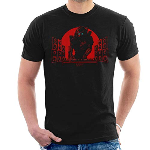 Killer Beats DJ Predator T-shirt voor heren