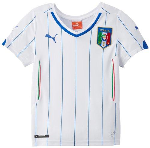 Puma Herren Auswärtstrikot FIGC Italia Replica, white, M, 744291 02