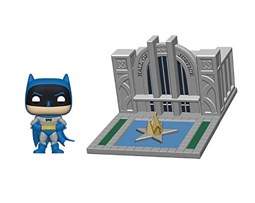 Funko Pop! Town Batman 80th Anniversary Hall of Justice with Batman (PS4/Xbox One)