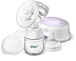 best breast pump for new mom