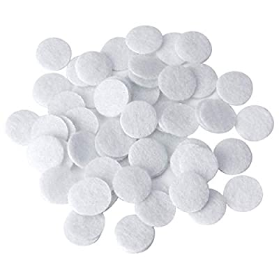 200Pcs Microdermabrasion Cotton Filters