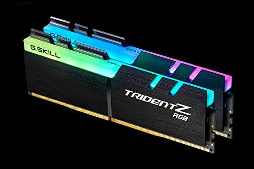 G.Skill Trident Z RGB F4-4400C18D-16GTZR Module de mémoire 16 Go 2 x 8 Go DDR4 4400 MHz