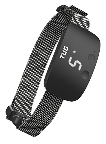 TUG Rechargeable Bark Collar (Black)