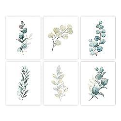 Image of Botanical Prints Wall Art -...: Bestviewsreviews